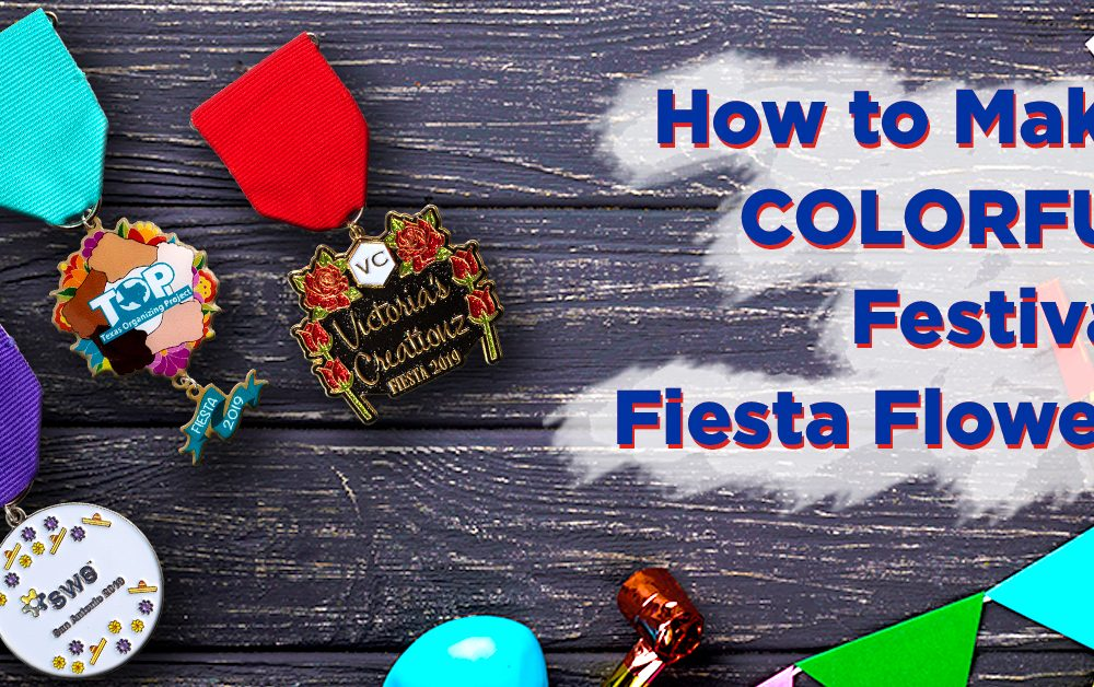 How to Make Colorful Fiesta Festival Flowers