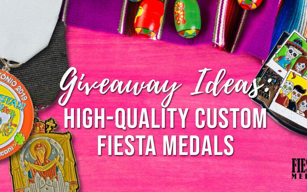 Fiesta Giveaway Ideas